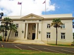 Historic County Building, Lihue